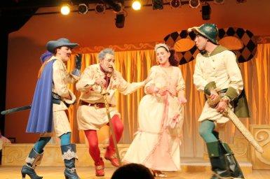 Arlecchino Servitore di due padroni - Theatre
