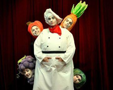 A Fabulosa Cozinha de Pierre - Theatre