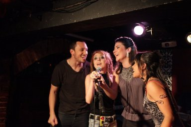 WONKA - feat. Enrique Gaio, Livien Ullmann and Marisa Francisca