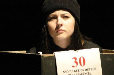 11 HORAS E A CIGARRA NAO CANTOU - Theatre